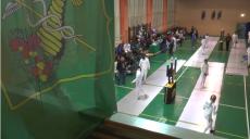 У Харкові відбувся міжнародний турнір з фехтування на шпагах пам'яті Леоніда Авербаха (відео)