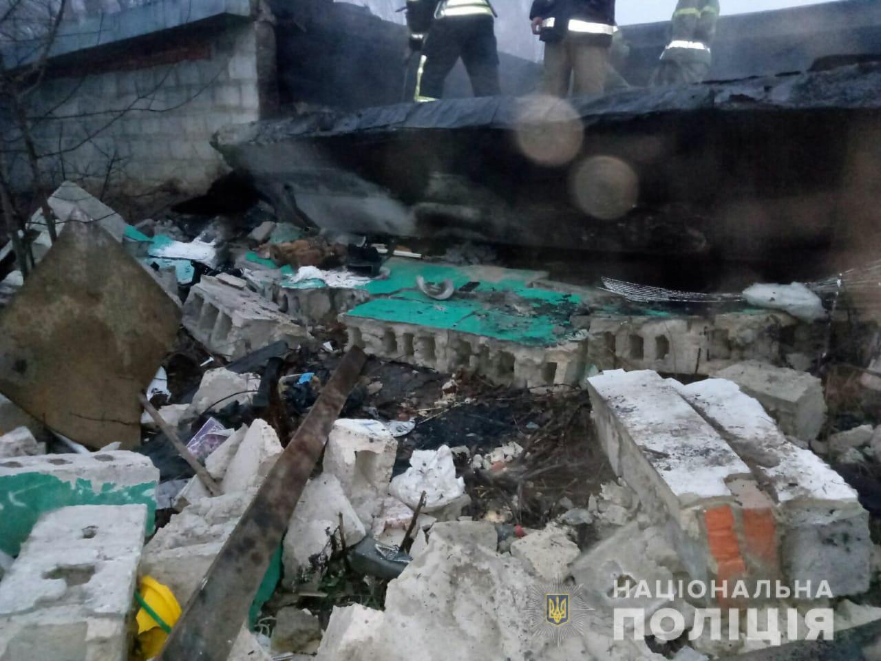 В Индустриальном районе прогремел мощный взрыв – погибли три человека (фото)
