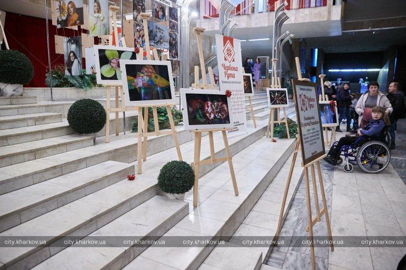 В Харькове проходит выставка начинающих фотографов (фото)