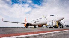 В аэропорту Египта загорелся украинский самолет