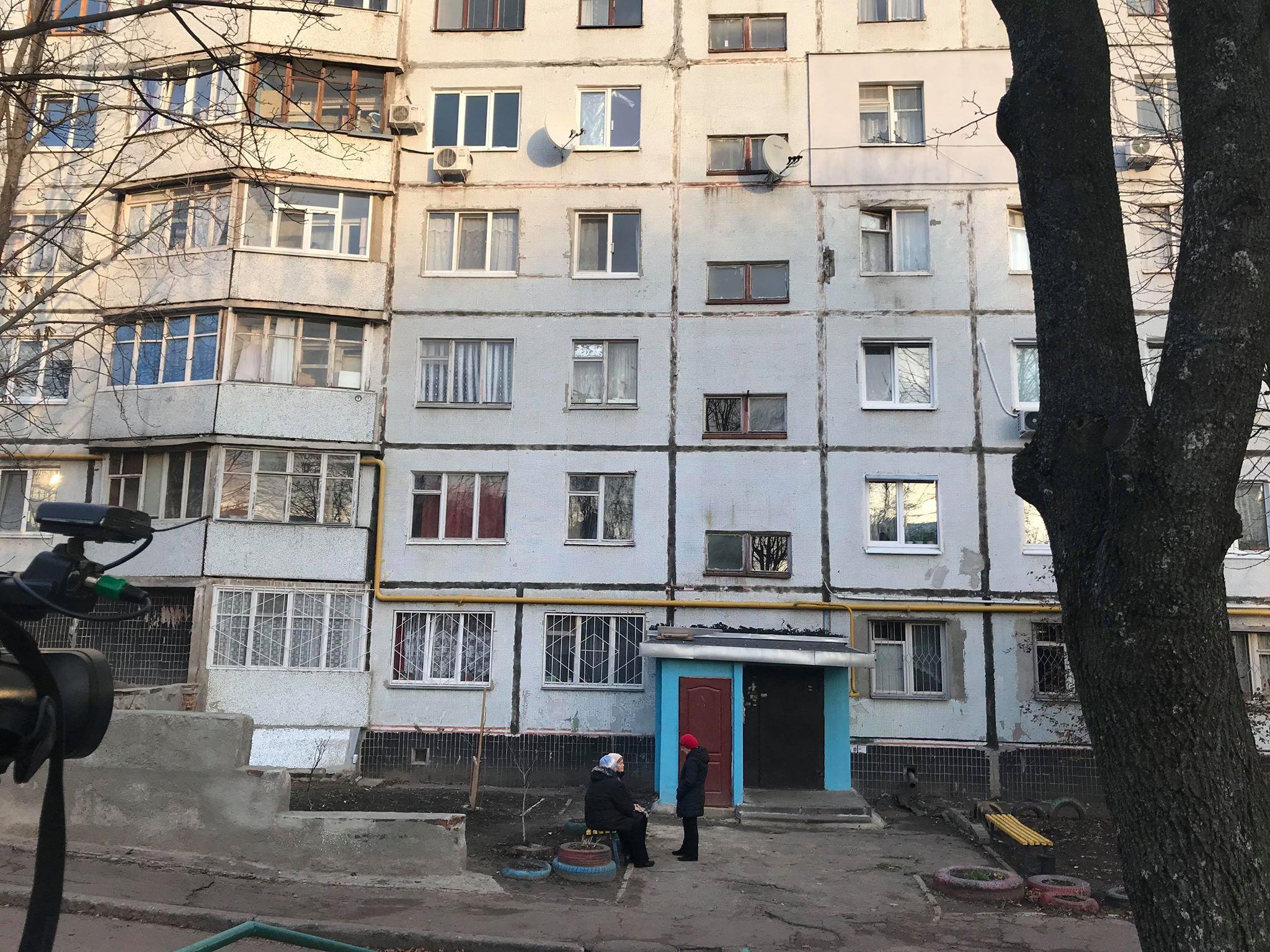 «Не стучите, я улетаю»: самоубийство на Салтовке
