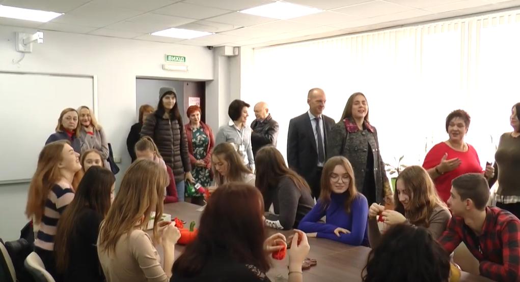 До Харкова завітала директорка Державного центру зайнятості