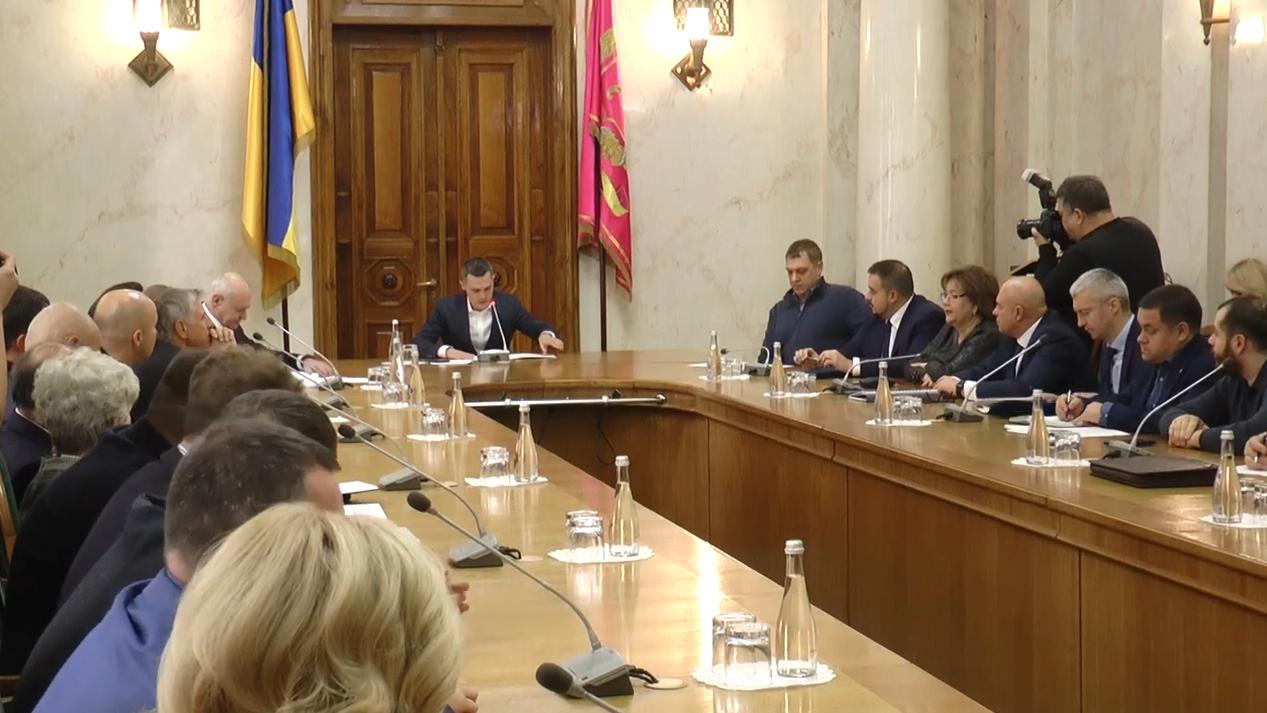 Керівник Харківщини Олексій Кучер заявив про підтримку бізнесу – буде новий департамент (відео)