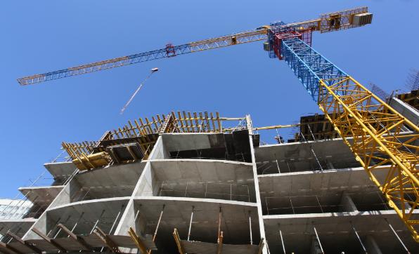 На земельном участке харьковского ВУЗа строят многоэтажку