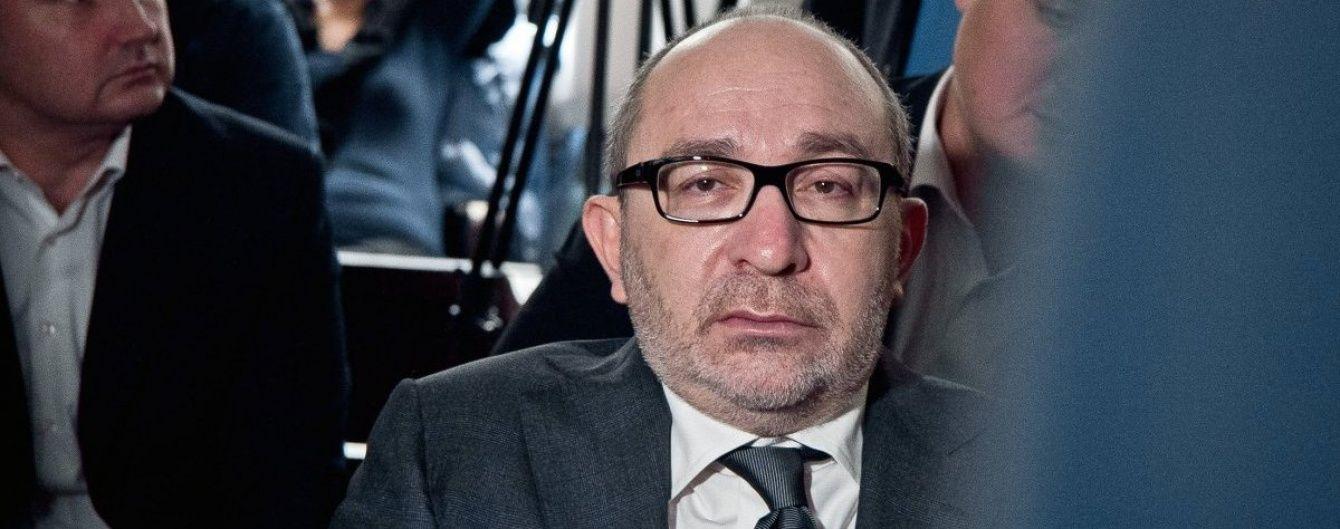 Кернеса не пригласили на представление нового харьковского губернатора