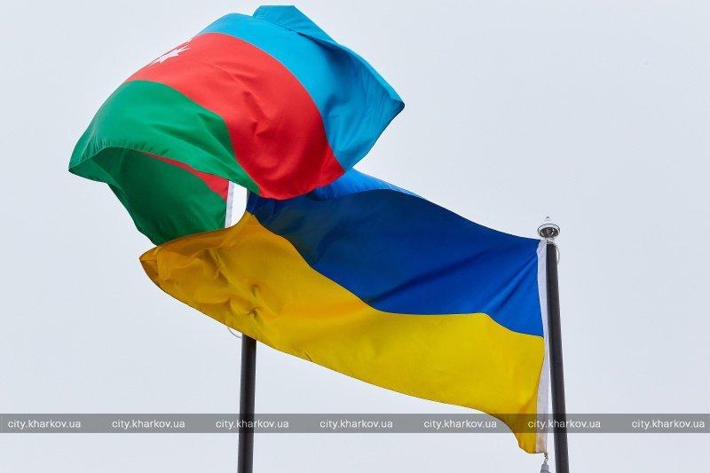 В Харькове открылся Азербайджанский культурно-информационный центр (фото)