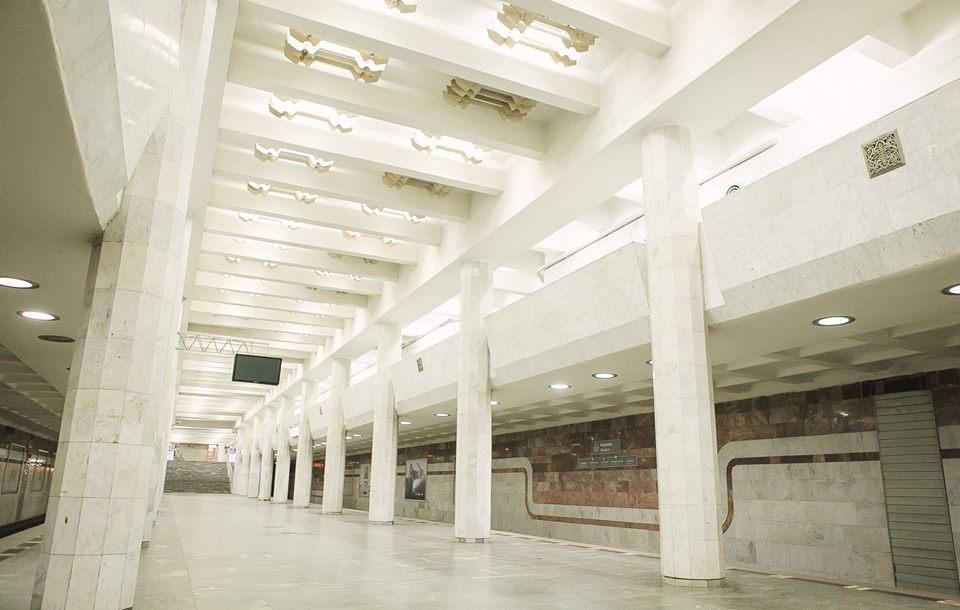В харьковском метро проводились следственные действия
