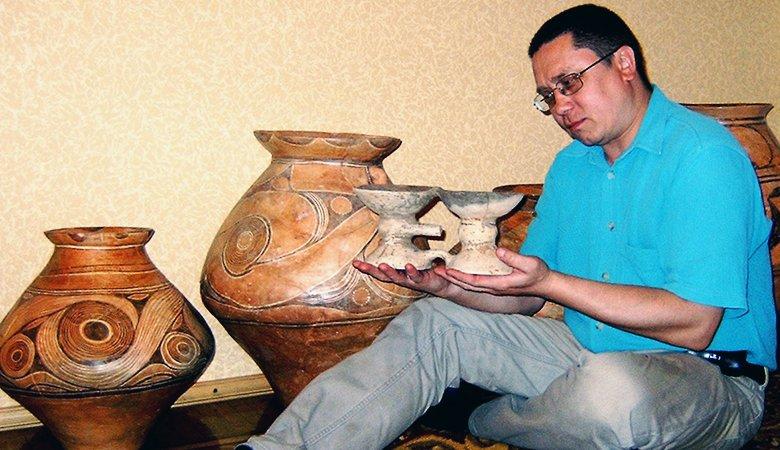 В истории Украины остались следы шаманских культур