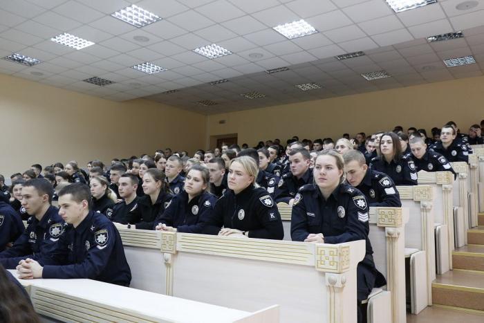 Гендерный квест среди студентов-правоохранителей из разных городов Украины прошел в Харькове