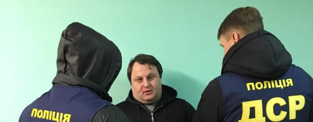 """В Харькове задержан """"вор в законе"""" (фото)"""