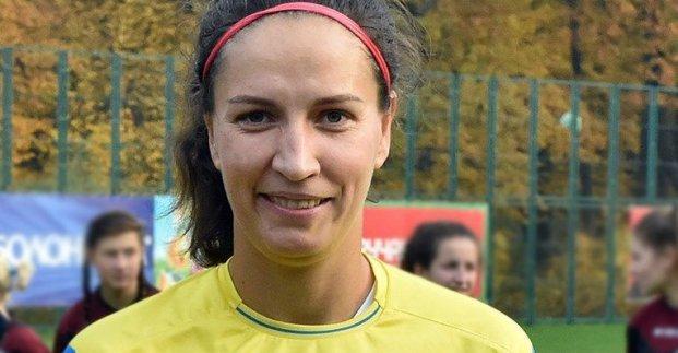Харьковчанка стала лучшей футболисткой Украины