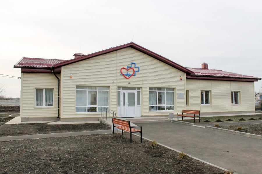 Сельская амбулатория на Харьковщине осталась без газового отопления