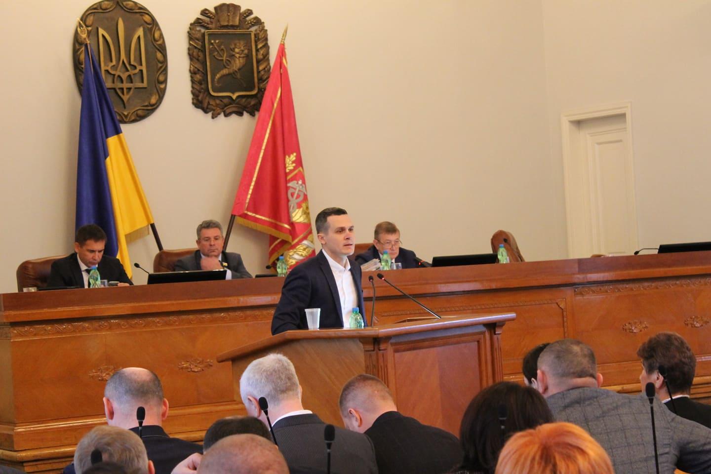 Кучер заявил, что не все депутаты Харьковского облсовета доносили ему достоверную информацию