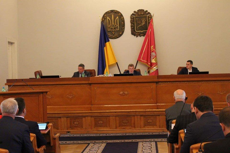 Харьковский облсовет предложил Зеленскому поэтапно вводить рынок земли