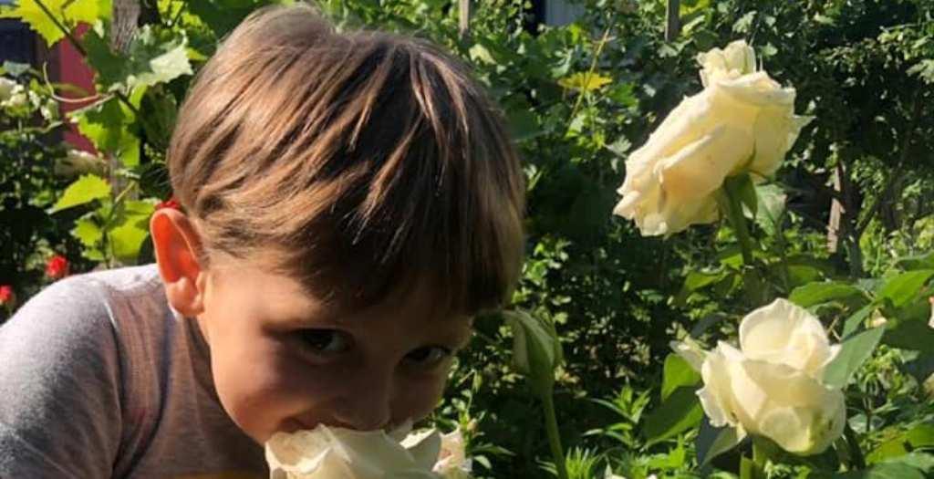В результате покушения на бизнесмена убит его трехлетний сын (фото)