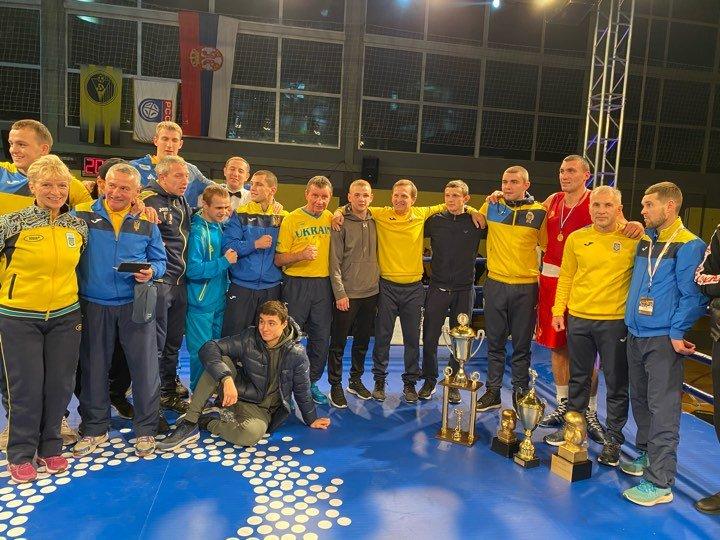 Харьковские боксеры выступили на турнире класса «А»