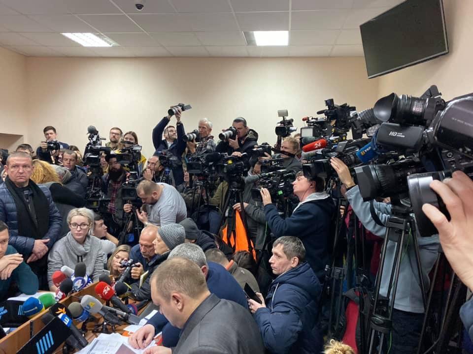 Одну из обвиняемых в деле Шеремета отправили под круглосуточный домашний арест
