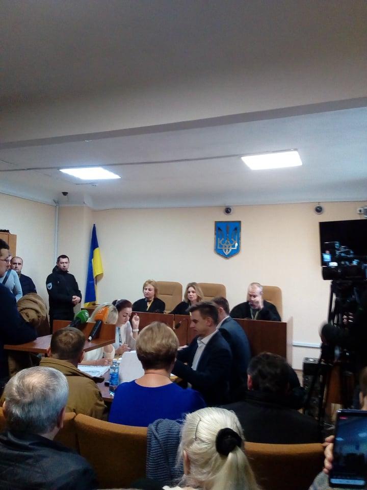 В Харькове суд продолжает рассматривать дело о теракте возле Дворца Спорта (фото)