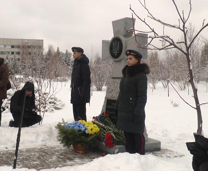 Харківські студенти розробили монумент загиблим героям війни на Сході (відео)