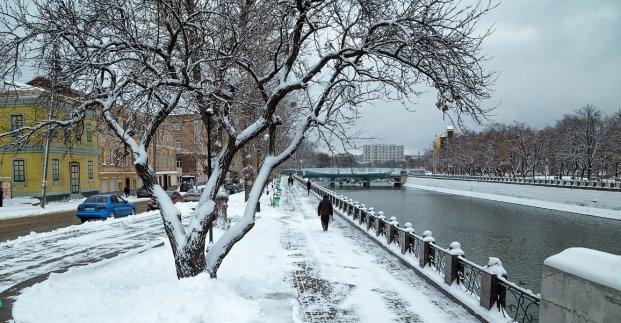 В Харькове продолжится снежная погода – синоптики
