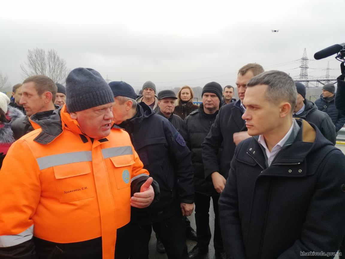 Начальника Службы автодорог в Харьковской области уволили