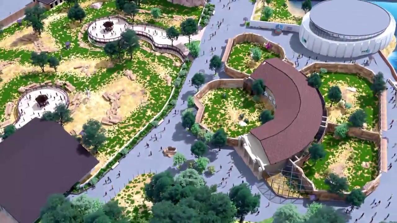 Разработка сайта для Харьковского зоопарка будет стоить почти 200 тыс. грн
