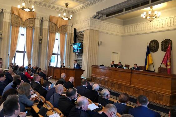 Депутаты Харьковского облсовета поддержали Зеленского в вопросе введения рынка земли
