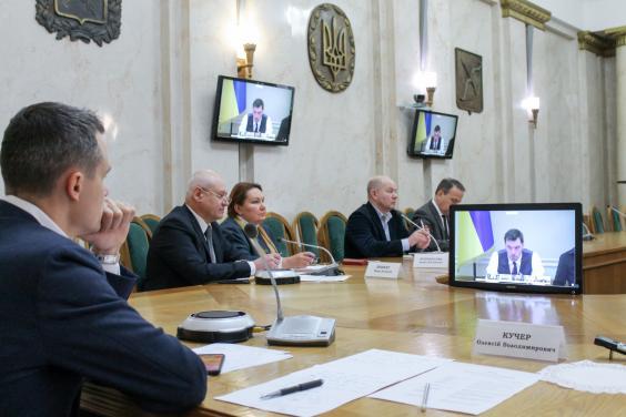 Правительство презентовало систему оценивания эффективности работы ОГА