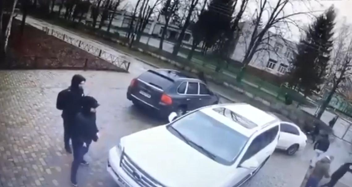"""Стрельба на Кузнецкой. """"Нацкорпус"""" отрицает участие в конфликте"""