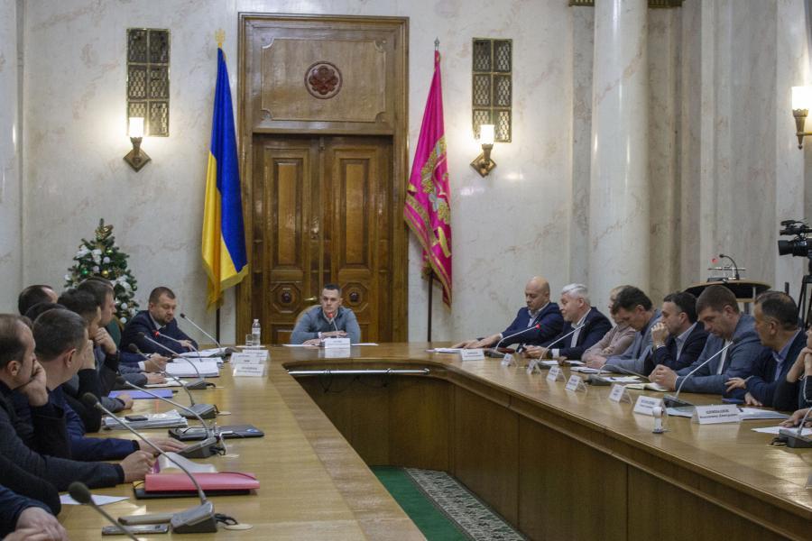 Конфликт вокруг «Барабашово» вышел на национальный уровень – Алексей Кучер