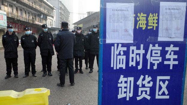 Неизвестный вирус, вспыхнувший в Китае, вышел за его пределы
