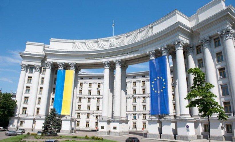 Россия незаконно удерживает около ста украинцев – МИД
