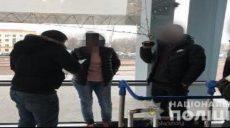 В аэропорту Харькова задержана женщина с пониженной социальной ответственностью