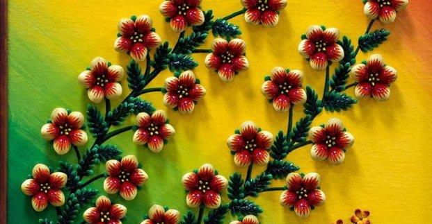 В Харькове пройдет выставка объемных панно из растений