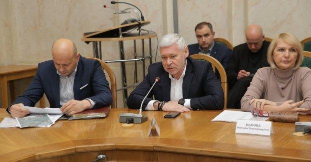 Город презентует проект новой торговой площадки, который удовлетворит всех предпринимателей «Барабашово» – Игорь Терехов