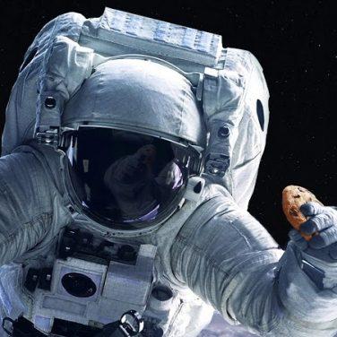 Астронавты учатся печь печенье в космосе (фото)