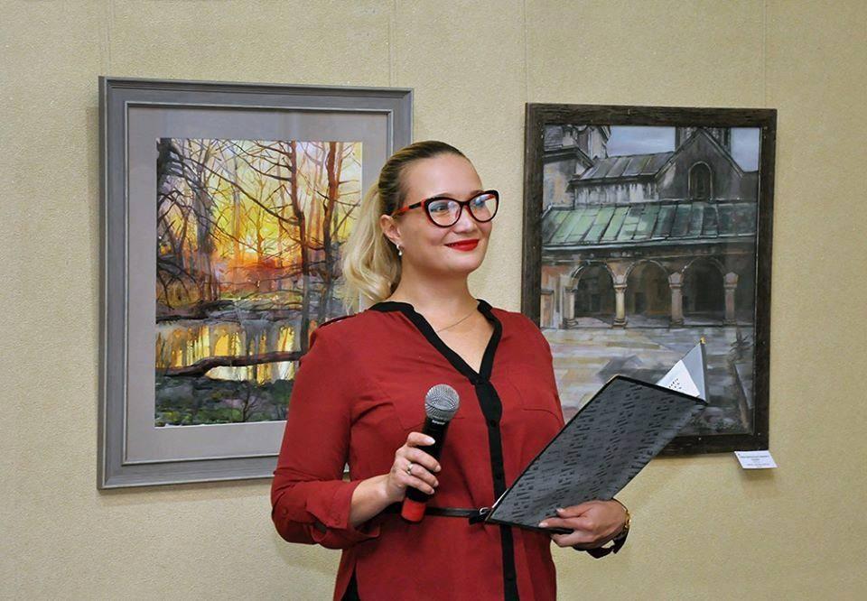 Куратор галереи «Мистецтво Слобожанщини» рассказала о выставочных проектах в январе-феврале