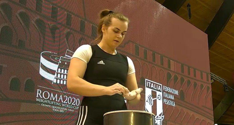 Ирина Деха победила на Кубке мира