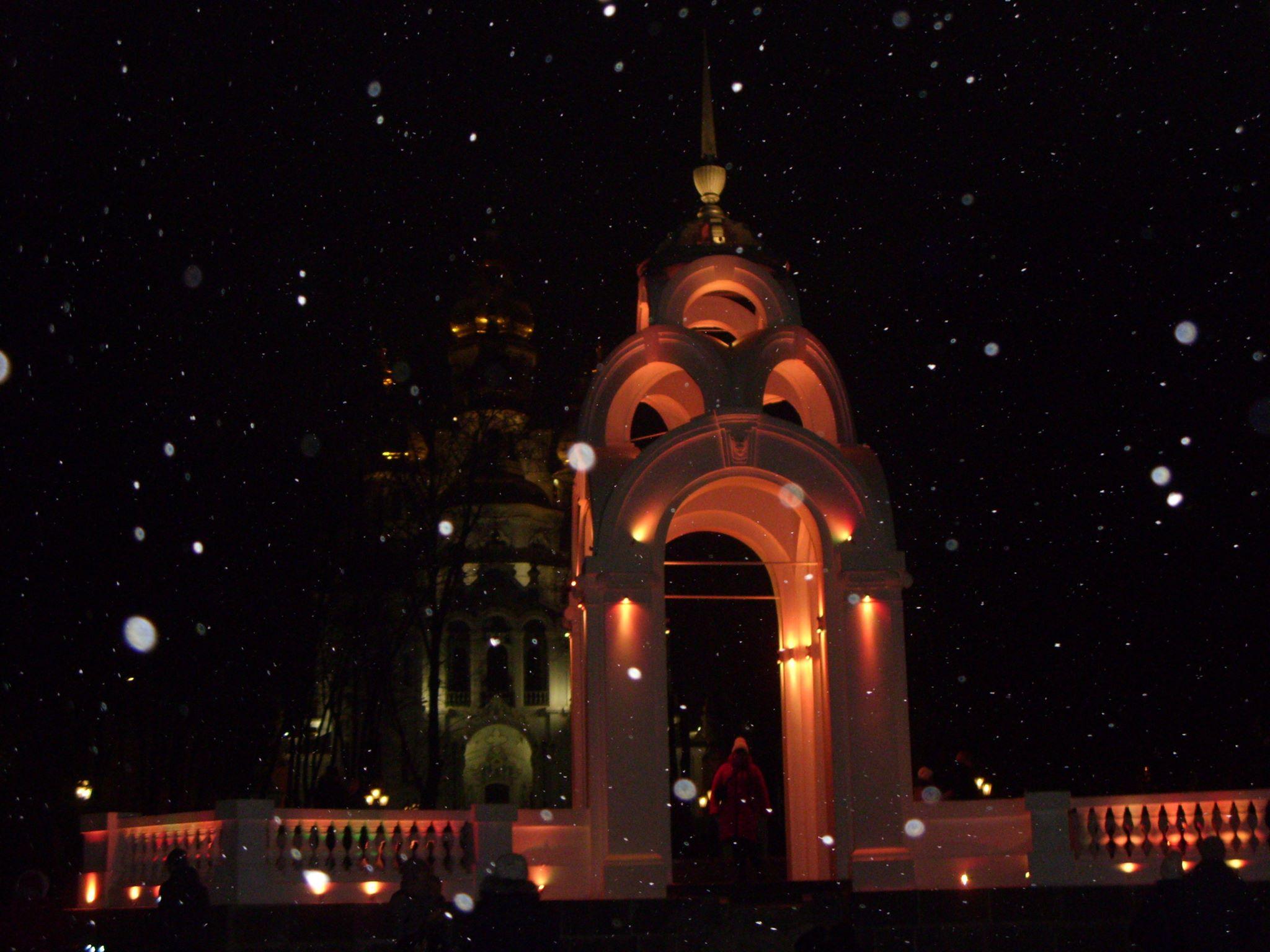 Urban-Travel: Харьков новогодний