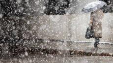 В Харькове выпадет мокрый снег, температура воздуха +4 – синоптики