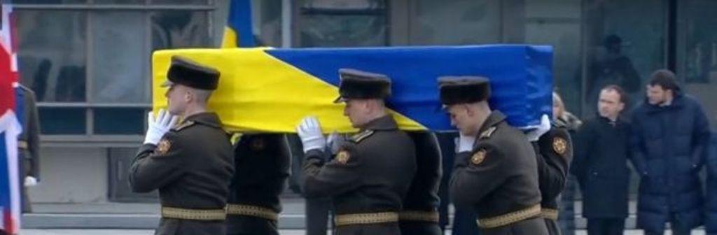 Тела украинцев, погибших в Иране, вернули в Украину (видео)