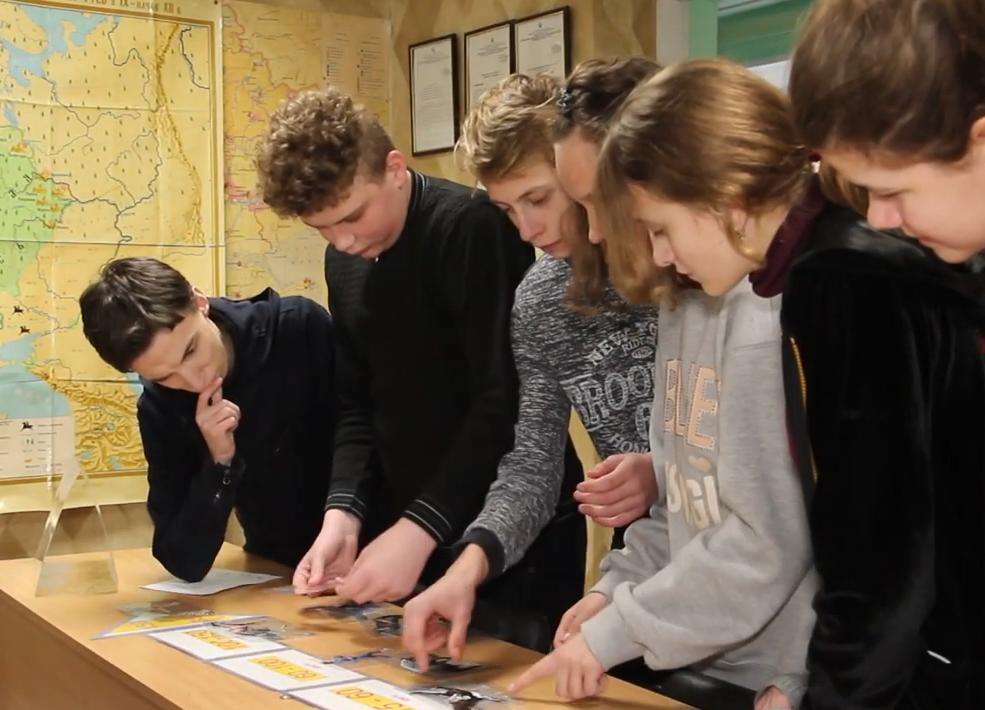 У Харкові для дітей з обмеженнями слуху провели зооквест (відео)