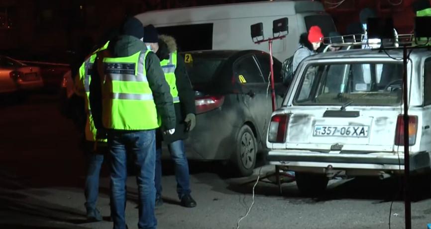 У Харкові застрелили 48-річного чоловіка (відео)