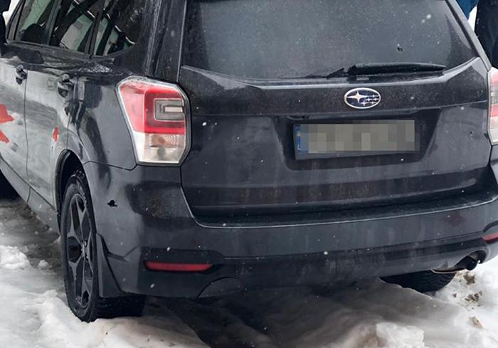 Прокуратура опубликовала видео момента стрельбы патрульных по автомобилю