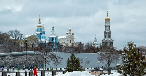 На выходных в Харькове без осадков – синоптики