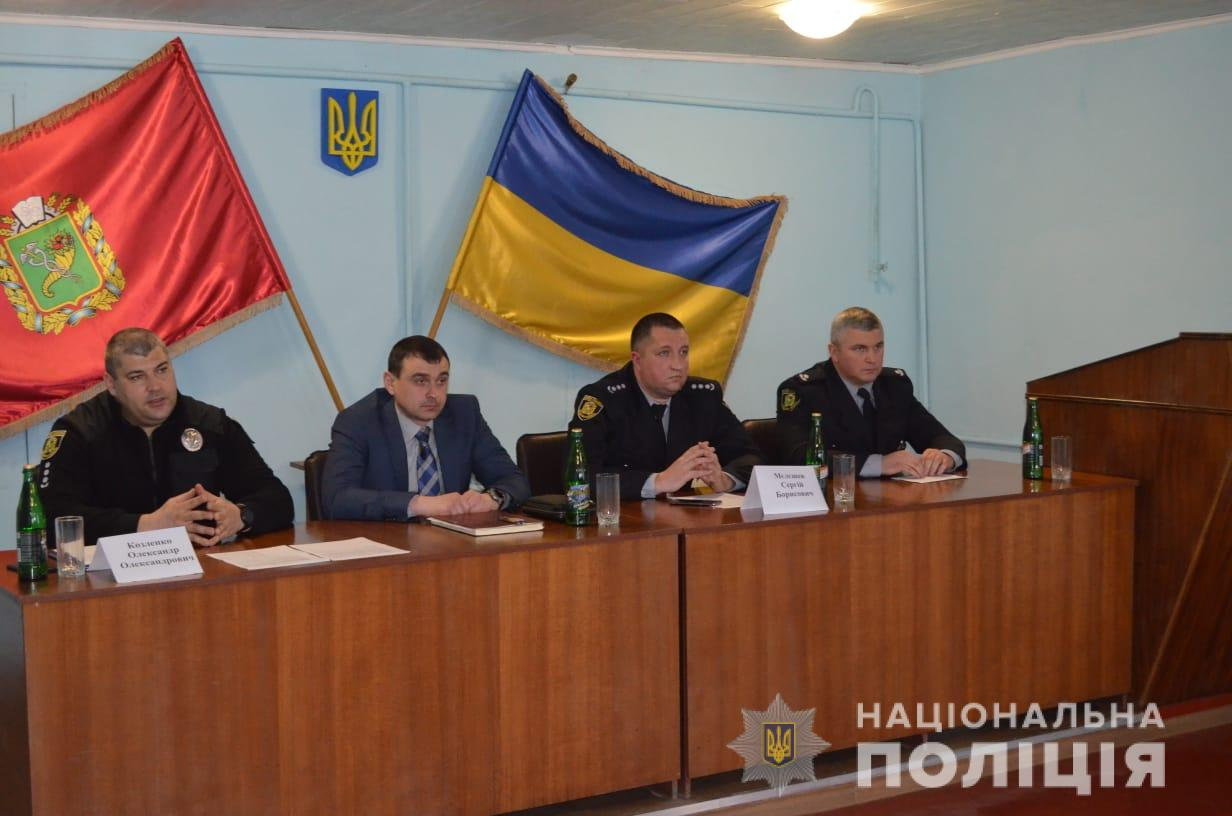 На Харківщині відбуваються кадрові ротації в нацполіції
