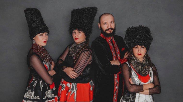 «ДахаБраха» стала лауреатом Национальной премии Украины имени Тараса Шевченко