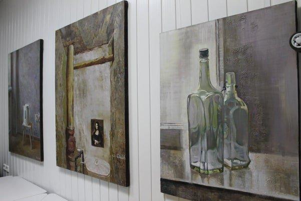 Гостей приглашают на выставку харьковского художника (фото)