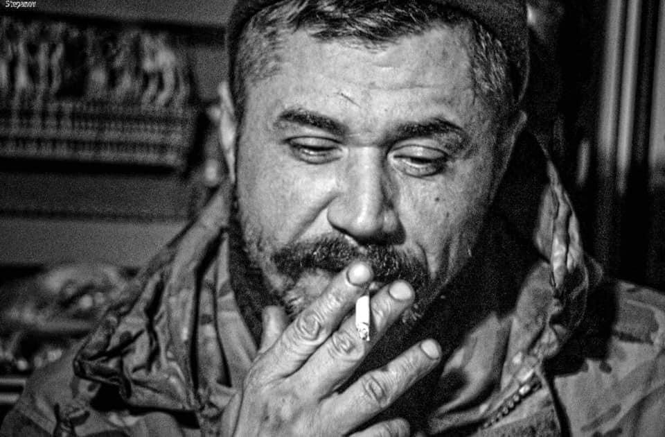 Захисник ДАПу, кіборг Євген Ареф'єв помер від інсульту під Києвом (фото)