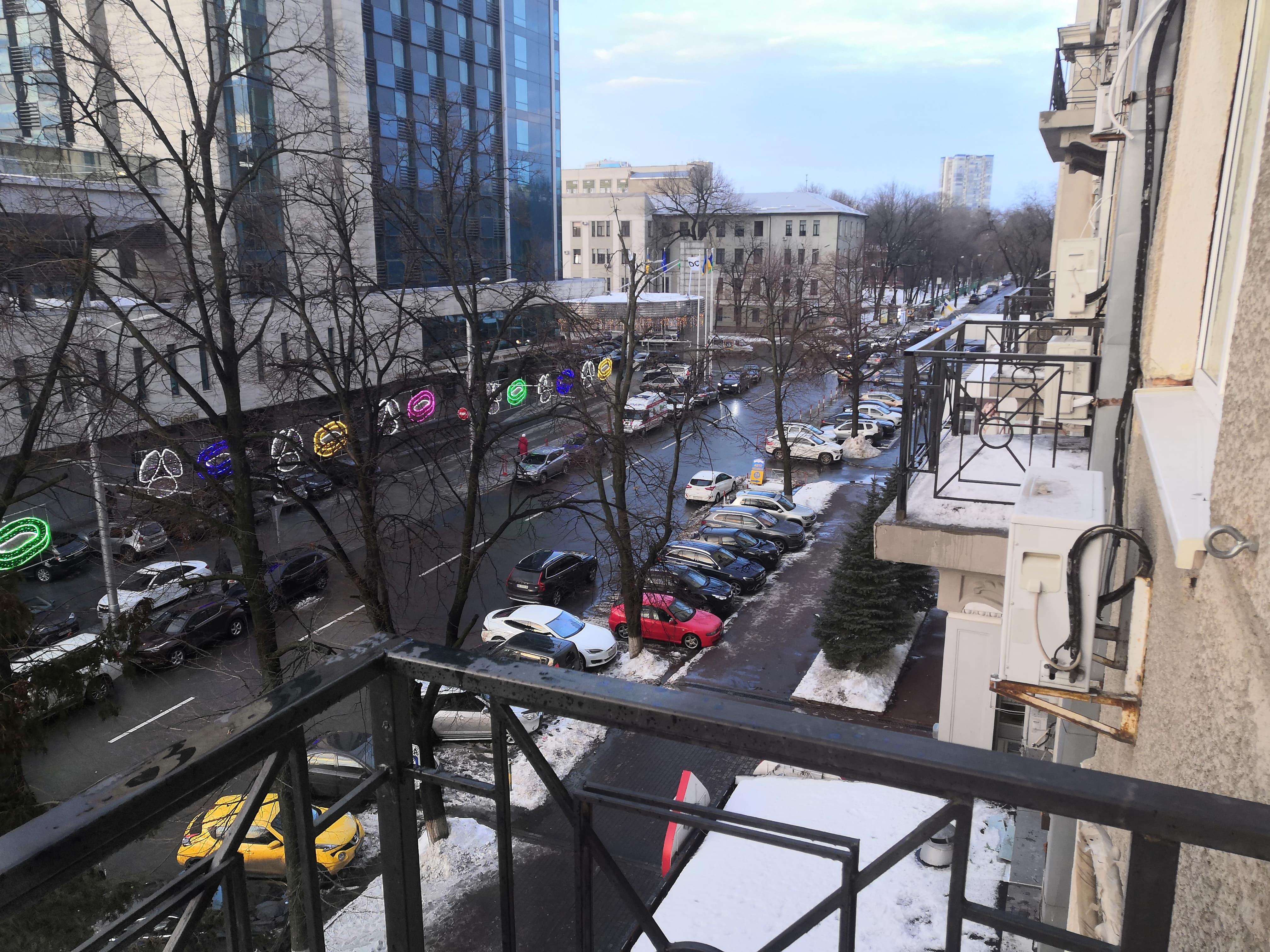 В Харькове тепло и влажно – синоптики